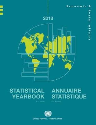 Statistical yearbook 2018: sixty-first issue (Hardback)