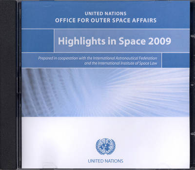 Highlights in space 2009 (CD-ROM)
