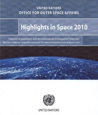 Highlights in Space 2010 (CD-ROM)
