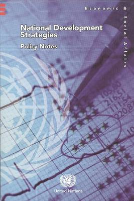 National Development Strategies: Policy Notes (Paperback)