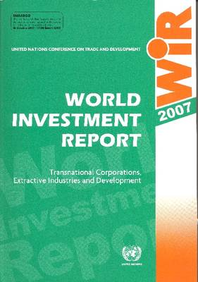 World Investment Report: Transnational Corporations (Paperback)