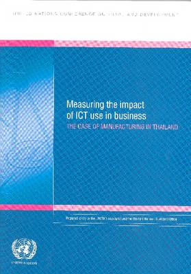 Measuring the Impact of ICT Use in Business: The Case of Manufacturing (Paperback)