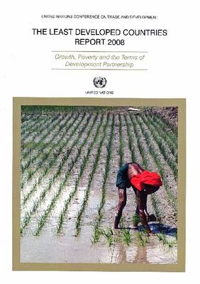 The Least Developed Countries Report 2008 (Paperback)