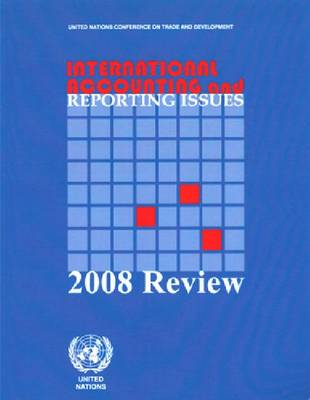 International Accounting and Reporting Issues: 2008 Review (Paperback)