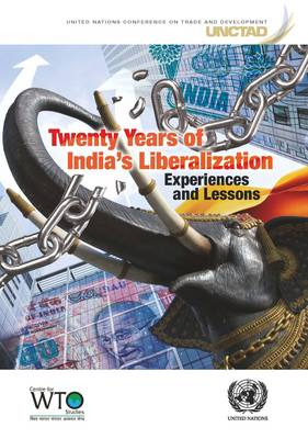 Twenty Years of India's Liberalisation: Experiences and Lessons (Paperback)