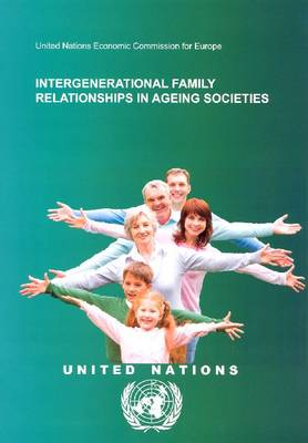 Intergenerational Family Relationships in Ageing Societies (Paperback)