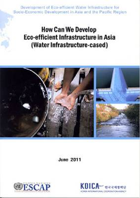 How Can We Develop Eco-efficient Infrastructure in Asia: Water Infrastructure-cased (Paperback)
