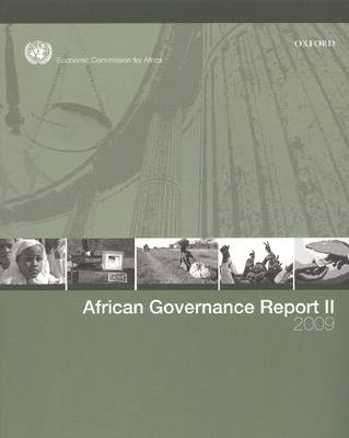 African Governance Report II 2009 (Paperback)