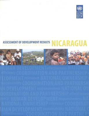 Assessment of Development Results: Nicaragua (Paperback)