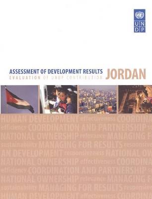 Assessment of Development Results: Jordan (Paperback)