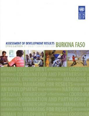 Assessment of Development Results: Burkina Faso (Paperback)