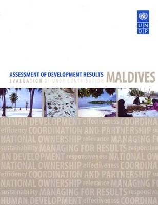 Assessment of Development Results: Maldives (Paperback)