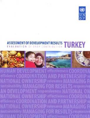 Assessment of Development Results: Turkey (Paperback)