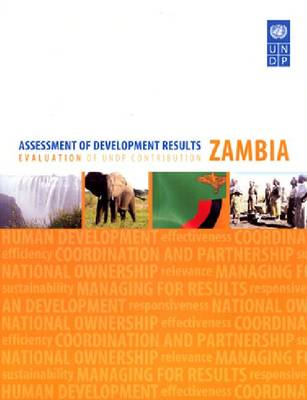 Assessment of Development Results: Zambia (Paperback)