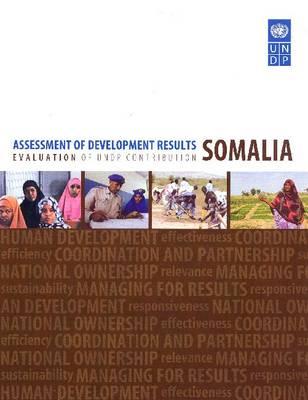 Assessment of Development Results: Somalia (Paperback)