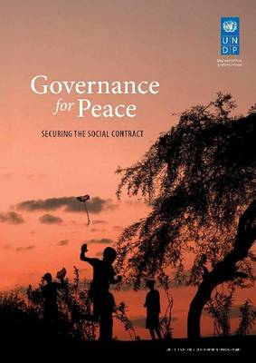 Governance for Peace: Securing the Social Contract (Paperback)