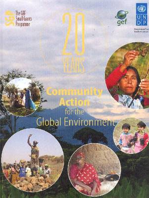 20 Years Community Action for the Global Environment (Paperback)