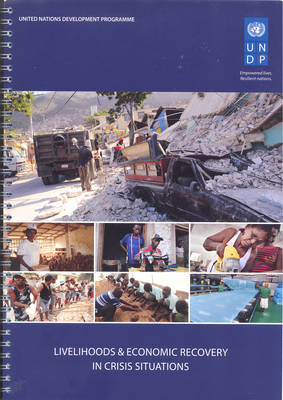 Livelihoods and economic recovery in crisis situations (Paperback)