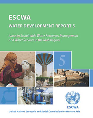 Issues in Sustainable Water Resources Management and Water Services in the Arab Region - ESCWA Series on Water development (Paperback)