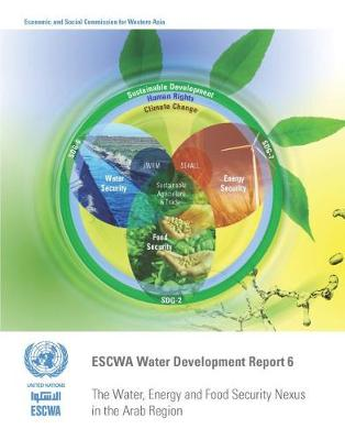 The water, energy and food security nexus in the Arab region - Water development report Issue no. 6 (Paperback)