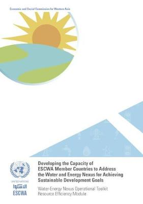 Developing the capacity of ESCWA member countries to address the water and energy nexus for achieving sustainable development goals: water-energy nexus operational toolkit resource efficiency module (Paperback)