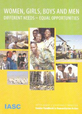 Women, Girls, Boys and Men: Different Needs, Equal Opportunities (Paperback)