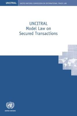 UNCITRAL model law on secured transactions (Paperback)