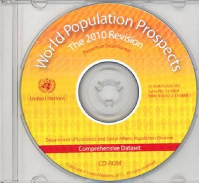 World Population Prospects (CD-ROM): The 2010 Revision - Comprehensive Dataset - Population Studies (CD-ROM)
