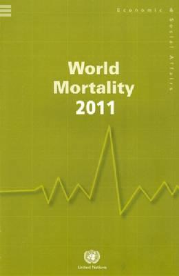 World Mortality 2011 (Wall Chart) - Population Studies (Wallchart)