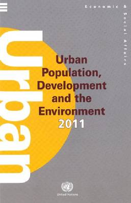 Urban Population Development and the Environment 2011 - Population Studies (Wallchart)