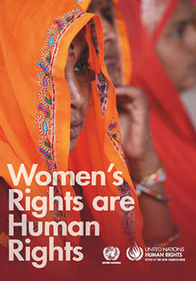 Women's rights are human rights (Paperback)