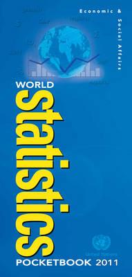 World statistics pocketbook 2011 - Series V 36 (Paperback)