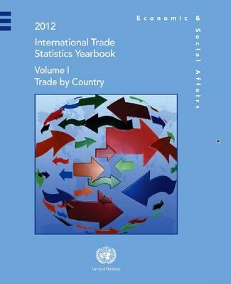 International trade statistics yearbook 2012: Vol. 1: Trade by country - International trade statistics yearbook 2012 (Hardback)