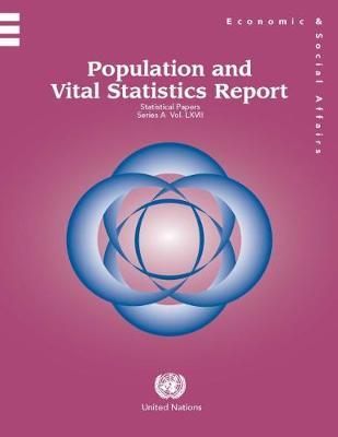 Population and Vital Statistics Report, January 2015 (Paperback)