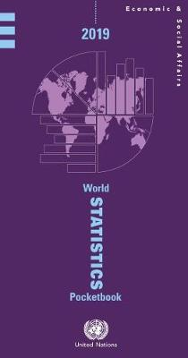 World statistics pocketbook 2019: containing data available as of 30 June 2019 - Series V 43 (Paperback)