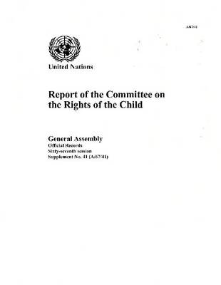 Report of the Committee on the Rights of the Child - Official records Session 67: sup (Paperback)