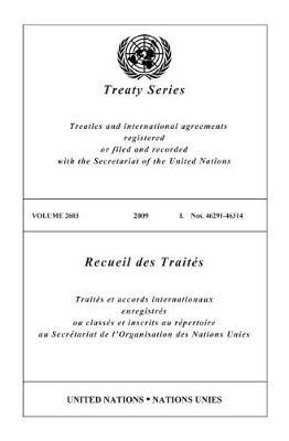 Treaty Series 2756 - Treaty Series (Paperback)