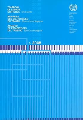 Yearbook of Labour Statistics 2008 - Time Series (Paperback)
