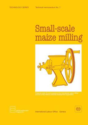 Small-scale Maize Milling (Paperback)