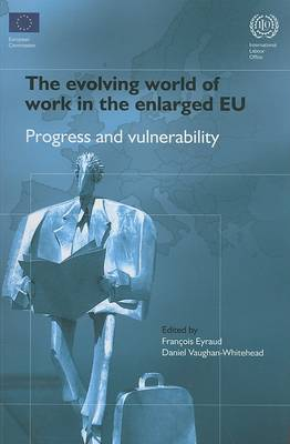 The Evolving World of Work in the Enlarged EU: Progress and Vulnerability (Paperback)