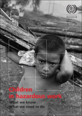 Children in Hazardous Work: What We Know, What We Need to Do (Paperback)