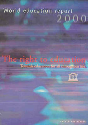 World Education Report 2000 (Paperback)