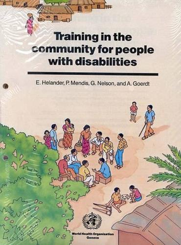 Training in the Community for People with Disabilities (Paperback)