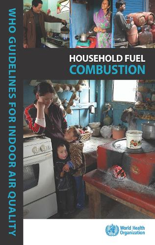 WHO Guidelines for Indoor Air Quality: Household Fuel Combustion (Paperback)