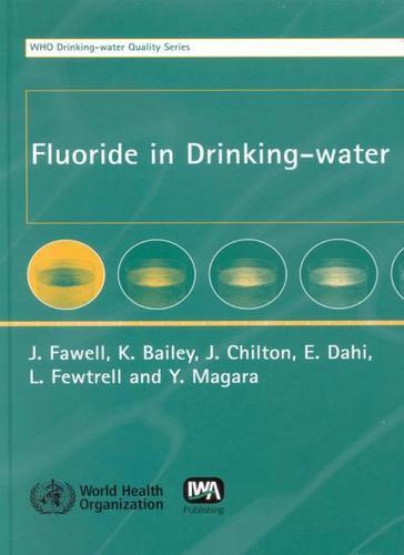 Fluoride in Drinking-Water (Paperback)