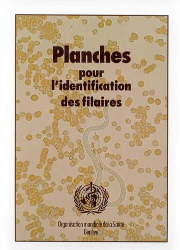 Planches Pour l'Identification Des Filaires (Paperback)
