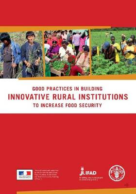 Good Practices in Building Innovative Rural Institutions to Increase Food Security: Case Studies (Paperback)