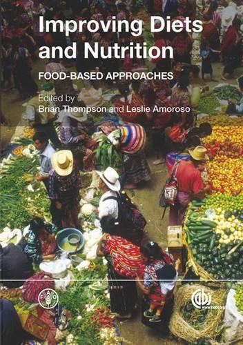 Improving diets and nutrition: food-based approaches (Paperback)