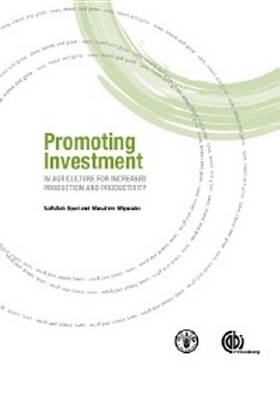 Promoting Investment in Agriculture for Increased Production and Productivity (Paperback)
