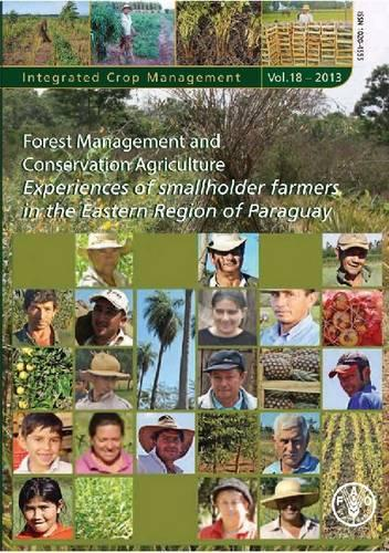 Forest management conservation agriculture: experiences of smallholder farmers in the Eastern region of Paraguay - Integrated crop management 15 (Paperback)